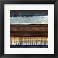 Blues II - mini Framed Print