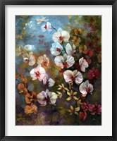 BALI GARDEN II Framed Print