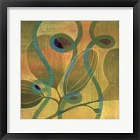 Framed Moonflowers II