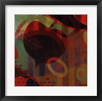 Trinity I Framed Print
