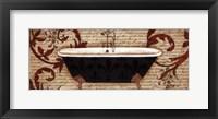 Framed Renaissance Bath II
