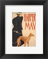 Framed Harper's May
