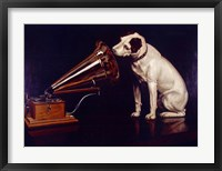 Framed His Masters Voice