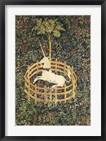 Framed Unicorn in Captivity