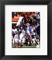 Framed A.J. Green 2011 Catch