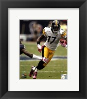 Framed Mike Wallace 2011 Action