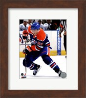 Framed Ryan Nugent-Hopkins 2011-12 Action