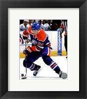Framed Ryan Nugent-Hopkins 2011-12 Action