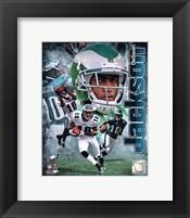 Framed DeSean Jackson 2011 Portrait Plus