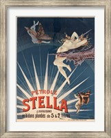 Framed Petrole Stella