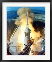 Framed Apollo 11 Launch