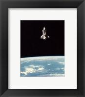 Framed Challenger 1983
