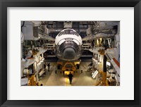 Framed STS-129 Atlantis Ready to Roll