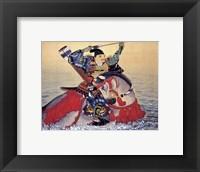 Framed Nasuno Yoichisamurai