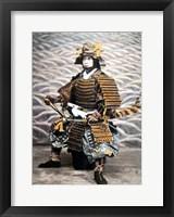 Framed Samurai 1880