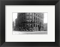 Framed Imperial T.T.C. head office building