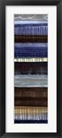 Framed Blue Moon Panel I