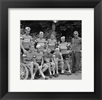 Framed Dutch Team, Tour de France 1960