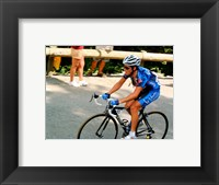 Framed Joseba Beloki Tour de france 2005