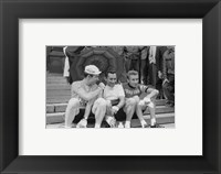 Tour de France 1963 Framed Print