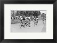 Framed Tour de france 1966
