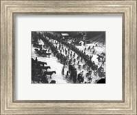 Framed Tour de France 1906