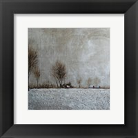 Framed Field Landscape