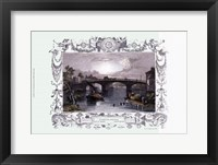Windsor Bridge Framed Print