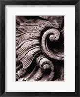 Framed Stone Carving I