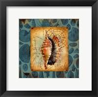Framed Seaside Gifts IV