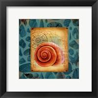 Seaside Gifts I Framed Print