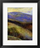 Framed Mountain View III