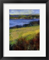 Framed Mountain View I