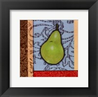 Framed Fruit Tapestry IV