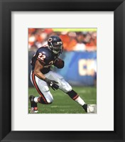 Framed Matt Forte 2011 Action