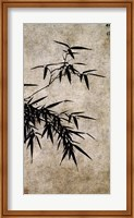 Framed Xia Chang- Ink Bamboo