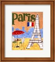 Framed Paris (A)