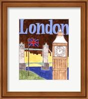 Framed London (A)