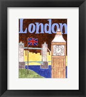 Framed London (A)
