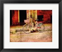 Bicicletta II Framed Print