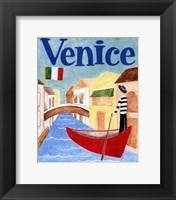 Framed Venice (A)