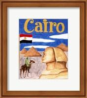 Framed Cairo (A)