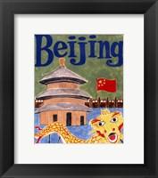 Framed Bejing (A)
