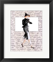 Framed 50's Fashion III