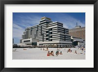 Framed Tropicana Casino and Resort Atlantic City New Jersey USA