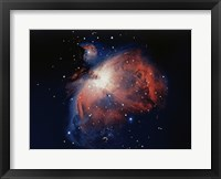 Framed Orion Nebula