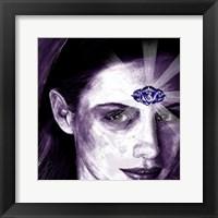 Framed Third Eye Chakra