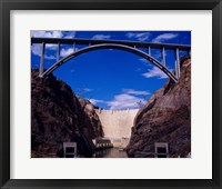 Framed Hoover Dam with Bypass from Reclamation