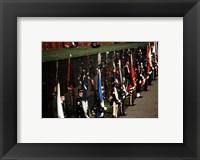 Framed Dedication of Vietnam Veterans Memorial 1982