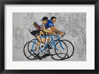 Framed Murales coppi bicycles